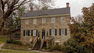 Pennsylvania Circa 1800 Stone House for sale outside of York, PA