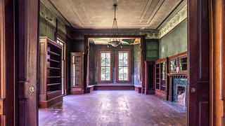 Interior photo of American Aesthetic Movement home for sale in Madison, Georgia