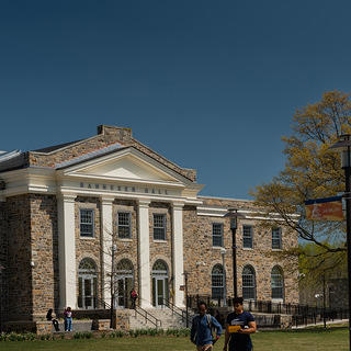 Banneker Hall, Morgan State University