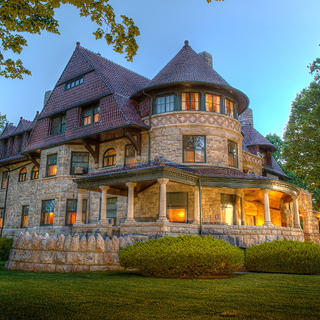 Oliver Mansion, South Bend, Indiana