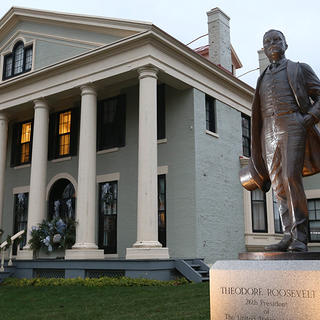 Theodore Roosevelt Inaugural National Historic Site exterior