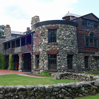 Stonehurst, the Robert Treat Paine Estate. Sourced from Flickr.