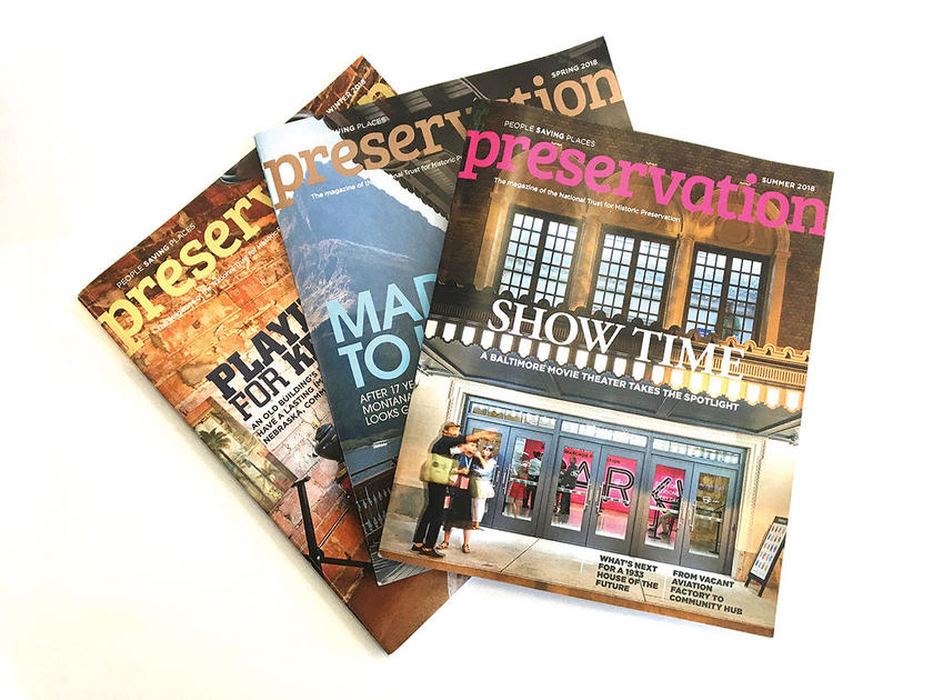 Preservation Magazine | National Trust for Historic Preservation