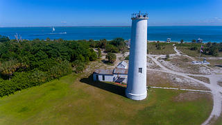 Egmont Key Light.
