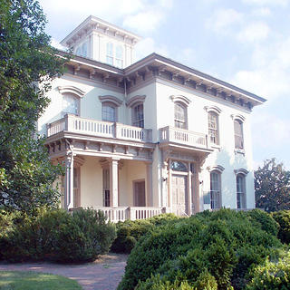 Sutherlin Mansion at the Danville Museum of Fine Arts and History, Virginia