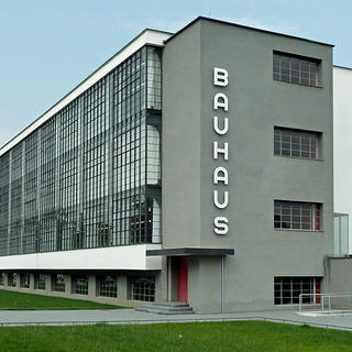 Bauhaus School in Dessau