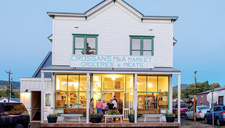 Crossan's M&A Market recently reopened and is bringing life to Yampa, Colorado.