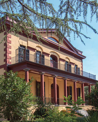 Hampton-Preston Mansion recently went through an extensive restoration and re-interpretation of the historic site.
