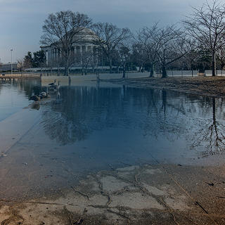 Tidal Basin, National Mall, Washington, DC