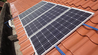 Solar panels can be a good alternative.
