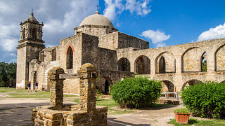 Partners in Preservation: San Antonio Missions National Historical Park