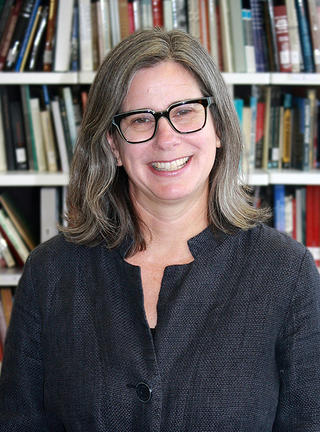 Katherine Malone-France, Interim Chief Preservation Officer