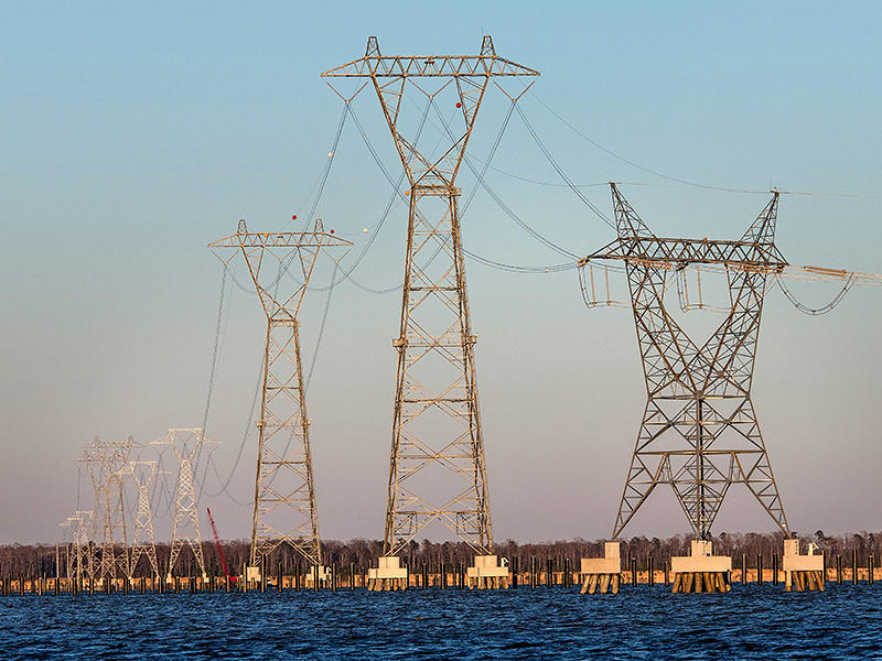 Federal Appeals Court Denies Dominion Energy's Request for Rehearing RE: Vacated Permit for James River Transmission Towers