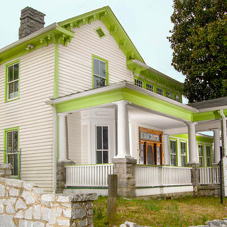 The Historic Magnolia House | National Trust for Historic