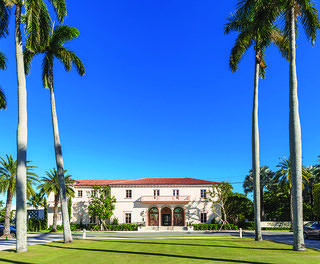 The Four Arts King Library in Palm Beach, Florida