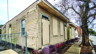 Buddy Bolden House in New Orleans