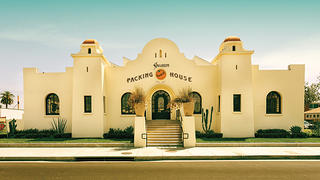 Anaheim Packing House in Anaheim, California