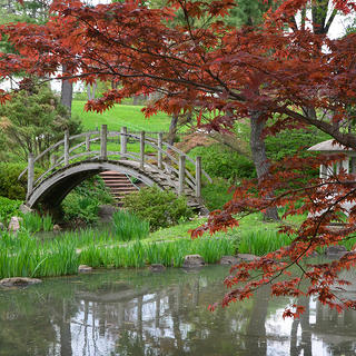 Fabyan Villa and Japanese Garden, Geneva, Illinois