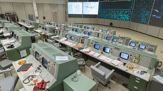 NASA's Mission Control in Houston