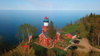 Big Bay Point Lighthouse, Michigan