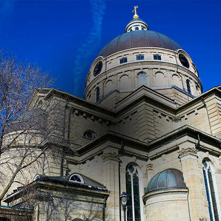 Basilica of Saint Josaphat in Milwaukee