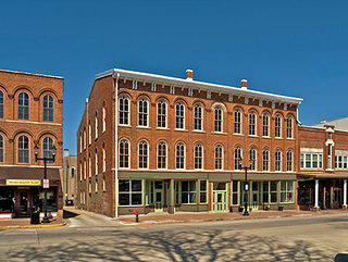 Union Block - Mount Pleasant, IA