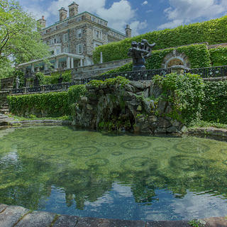 Kykuit is a historic site of the National Trust.