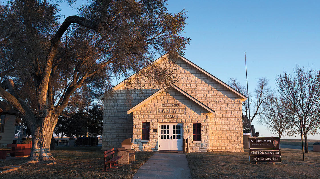Discover the Kansas Town Settled by Black Homesteaders in the 1870s   National Trust for Historic Preservation