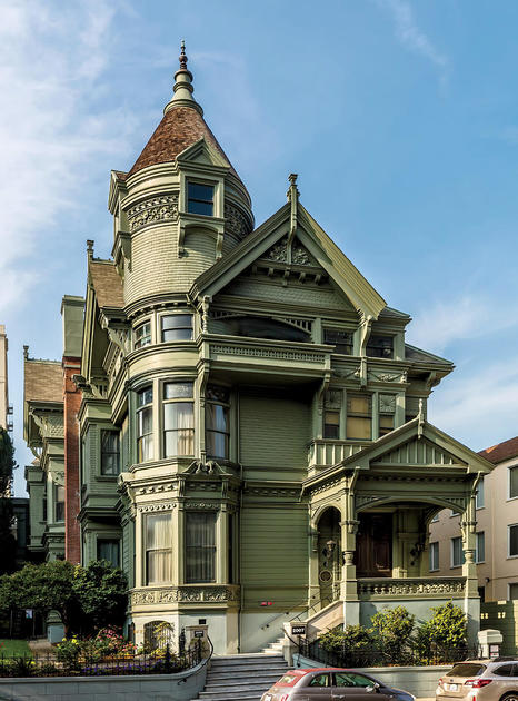 A San Francisco Victorian House Provides a Portal to the Past | National Trust for Historic Preservation