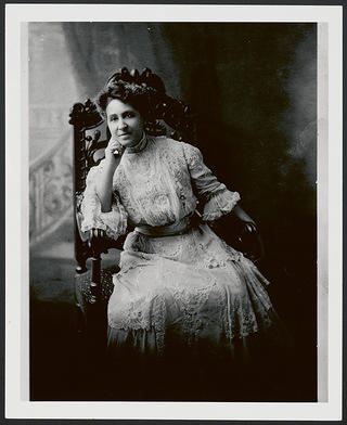Mary Church Terrell was among the most prominent civil rights activists and suffragists of the Progressive Era. In 1896 she became a founding member of the National Association of Colored Woman and in 1909 of the National Association for the Advancement of Colored People.