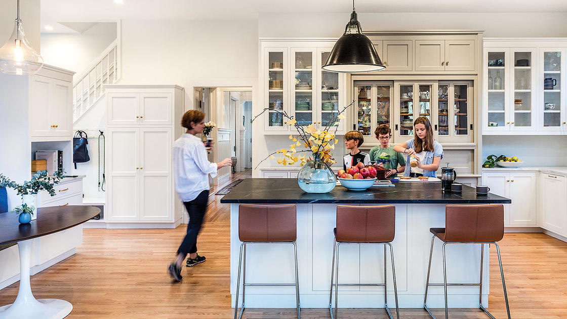 Sacramento Victorian Updated for 21st Century Family   National Trust for Historic Preservation