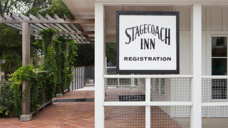 Registration at Stagecoach Inn