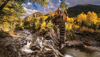 The Crystal Mill.