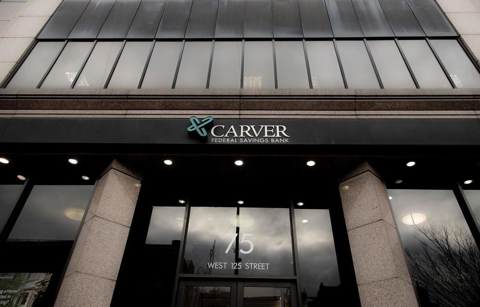 Sites of the Green Book: Carver Federal Savings Bank | National Trust for Historic Preservation