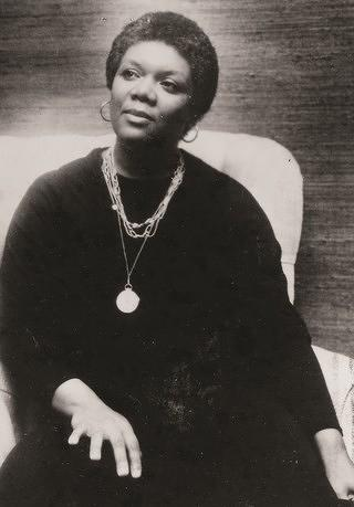 Headshot of Lucille Clifton