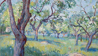 The Orchard by Lucien Abrams
